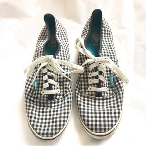 Vans Authentic Lo Pro Gingham Sneakers